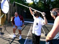BTS - TENNIS TIPS WITH FREDDY LOVE