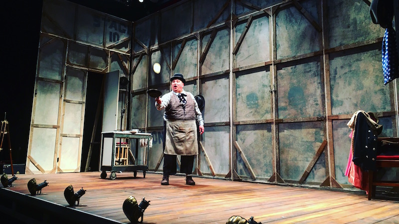 LOST LAUGHS: THE SLAPSTICK TRAGEDY OF FATTY ARBUCKLE